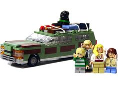 Lego Griswolds by -derjoe- on Flickr.