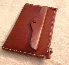 Handmade women leather wallet vintage wallet women wallet minimalist wallet leather purse leather handbag women-SR