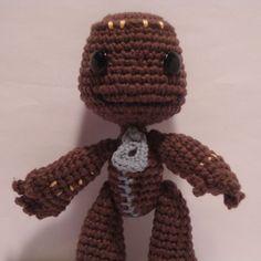 Nerdigurumi - Free Amigurumi Crochet Patterns with love for the Nerdy » » Little Big Planet Sackboy – with Pattern