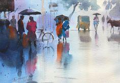 Ejoumale Watercolor