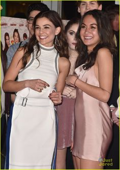 Danielle Campbell & Aidan Alexander Hit 'F The Prom' Premiere in Hollywood