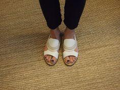 Chloe Flats & sisal rug
