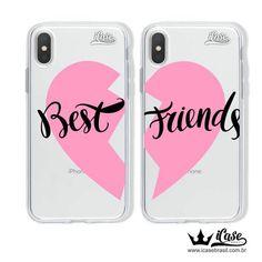 Best Friend Cases, Friends Phone Case, Best Friends, Iphone 7 Plus, Iphone 8, Bff Iphone Cases, Smartphones, 1, Swag