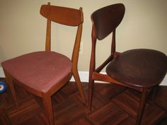 How To Reupholster A Dining Room Chair Captivating Decor Reupholster Dining Room Chair How To Recover A Dining Room Decorating Inspiration