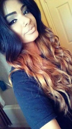 Sexy Ombre` Sew In