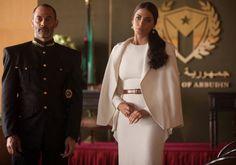 Moran Atias as Leila Al-Fayeed FX's Tyrant-2
