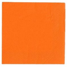 party planning decor decorative fun enjoy like yes happy birthday cute adorable solid easy cheap  celebrate event solid solids  Amazon.com: Orange Soda Beverage Napkin 50 Count: Kitchen & Dining