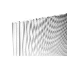 Lexan 48 In X 96 In X 0 236 In Thermoclear Multiwall Polycarbonate Sheet 1mw4896a The Home Depot Hurricane Panels Hurricane Shutters Corrugated Plastic