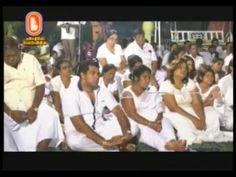 දෙමාපිය ගුණ Most Ven Koralayagama Saranathissa Thero 09-11-2016