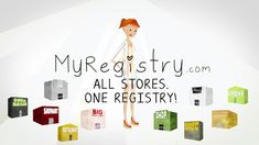 I registered through this site: We can combine all registries and can add different odds and ends not found at the two or three main stores we'll register with. Again, I've only set up the monetary account and one oddity I want, but just a heads up. :)