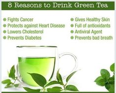 Do you like to drink tea? It is a healthy drink for your body. One of the best tea is green tea. WHAT IS GREEN TEA ? Green tea is made from the leaves from Camellia sinensi Health And Beauty, Health And Wellness, Health Tips, Health Care, Wellness Tips, Wellness Foods, Health Facts, Dental Health, Health Fitness