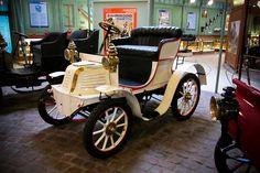 Peugeot, Type 36 Voiturette Spider (1901)