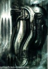 Dark Art: Hans Rudi Giger gallery № 16 Chur, Zurich, Hr Giger Art, Giger Alien, Surreal Artwork, Alien Art, Futuristic Art, Xenomorph, Poster Prints