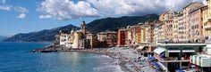 Mooiste stranden in de provincie Genua, Ligurië