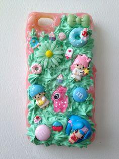 Spring+Decoden+iPhone+case+by+Keikomonkeyyeahyeah.deviantart.com+on+@deviantART