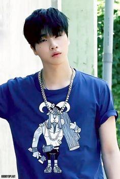 Jinhwan isn't my bias but he's very cute :)