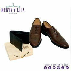 Accesorios de Regalos para #Ellos en San Valentín. Zapatos elegantes de Sir Arthur, todo caballero debe tener uno de estos en su vestidor. http://www.mentaylila.com/blog/9-mujeres/293-accesorios-de-regalos-para-san-valentin