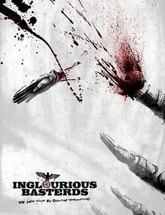 EB Forum • View topic - INGLOURIOUS BASTERDS The Lost Art of the Film   another basterd!!