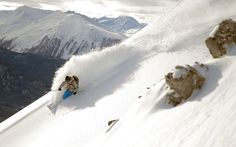 1280x800 HQ Definition Wallpaper Desktop skiing