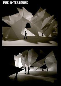 lisa Saunier Book: Folding Architecture (2009)