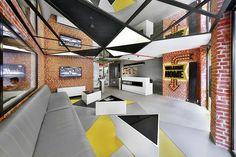 Konforsit Edu.Suites boys dormitory, Istanbul, 2014 - Renda Helin design