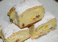 Ricotta cake and raisins Romanian Desserts, Romanian Food, Romanian Recipes, Sicilian Recipes, Greek Recipes, Ricotta Torte, Ravioli Ricotta, Cookie Recipes, Dessert Recipes