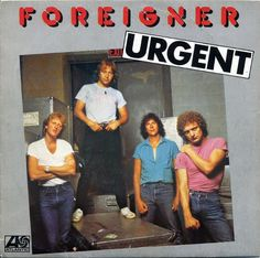 Foreigner – Hair Metal Mansion