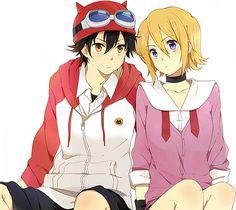 Bossun and Himeko Hot Anime Couples, Anime Love Couple, Best Couple, Cute Couples, Dance Images, Girl Couple, Anime Crossover, Cosplay, Manga Comics