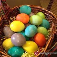 Παστέλ αυγά της Άννα-Μαρίας Μπαρού