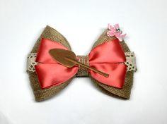 Moana - Disney Hair Bow by WalkAmongStarsBtq on Etsy https://www.etsy.com/listing/496660729/moana-disney-hair-bow