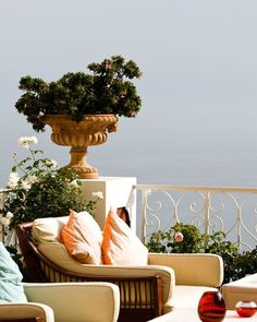Champagne & Oyster Bar | Le Sirenuse, Positano