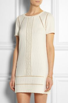 Marc by Marc Jacobs | Quilted jersey mini dress | NET-A-PORTER.COM