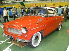 Škoda Felicia (1959–1964)
