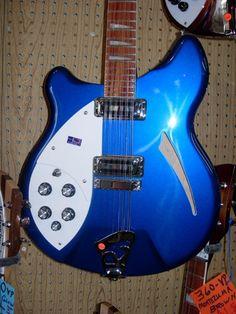 My Rickenbacker 360-12