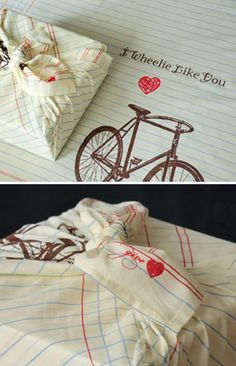 gifts to deliver on a bike