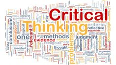The University of Edinburgh, Critical Thinking in Global Challenges.