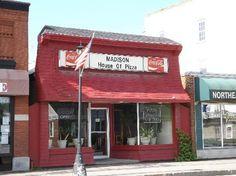 Madison House of Pizza, Madison, Maine