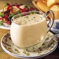 Slasaus recept - Saus - Eten Gerechten - Recepten Vandaag Tapas, Dressings, Confort Food, Childrens Meals, Marinade Sauce, Dutch Recipes, Herb Butter, Tapenade, What To Cook