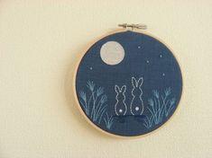 프랑스자수, 프랑스자수배우기, 프랑스자수도안, 월든문화센터 달 자수Moon EmbroideryArt & Work ...