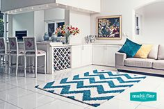 Play around with texture, colour and pattern to liven up an area. This Providence Shaggy rug could brighten a kid's room as well as a modern living room. Sizes: x / x / x Living Room Photos, Living Room Modern, Rugs In Living Room, Interior Design Living Room, Geometric Designs, Kids Room, Flooring, Colour, Texture