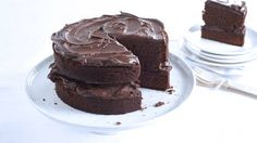 Chocoladetaart - Recept - Allerhande - Albert Heijn