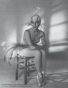 Choctaw ballerina Rosella Hightower