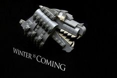 Fan makes awesome LEGO Game of Thrones house sigils, and Hodor