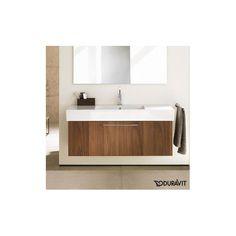 "Duravit Fogo 37.38"" Single Wall Mount Bathroom Vanity Set | AllModern"