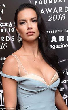 USA Fashion | Music News: MODEL ADRIANA LIMA : Adriana's designer number rev...