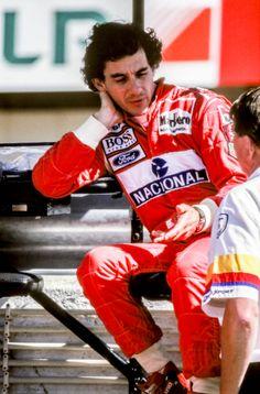 Ayrton Senna by José Bispo on 500px