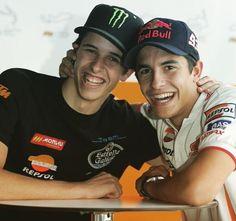 Marc Marquez & Alex Marquez ^_^