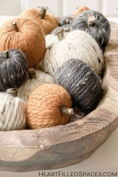 Cute Pumpkin Craft For Your Fall Home Decor