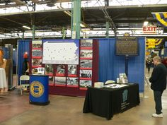Which booth @ the Pennsylvania Farm Show is home to the Best Educational Display?   That's right! PHMC's Bureau of Historic Preservation received word of the honor Monday afternoon. Two bureau officials will accept the award Wednesday. https://www.facebook.com/PATrailsofHistory/posts/10152747643782669