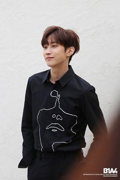 B1A4_ Jinyoung_ fan cafe update_ B1A4 Diary ep 71_ Asian Actors, Korean Actors, B1a4 Jinyoung, Boy Music, Jin Young, Fans Cafe, Ji Soo, Mamamoo, Asian Men